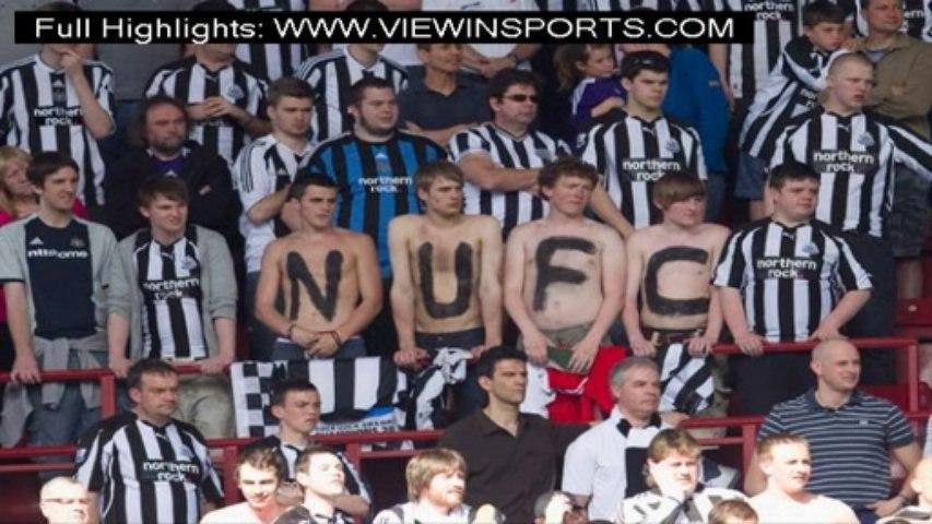 Newcastle vs Chelsea 2-0 Highlights 2/11/2013 EPL/BPL