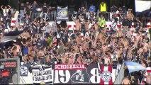 Super but Grégory SERTIC (31ème) - OGC Nice - Girondins de Bordeaux (1-2) - 2013/2014