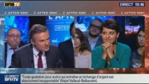 BFM Politique: L'After RMC: Najat Vallaud-Belkacem répond aux questions d'Éric Brunet - 03/11