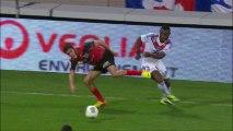 Olympique Lyonnais (OL) - EA Guingamp (EAG) Le résumé du match (12ème journée) - 2013/2014