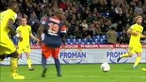 Montpellier Hérault SC (MHSC) - FC Nantes (FCN) Le résumé du match (12ème journée) - 2013/2014
