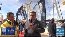 CAP D'AGDE - 2013 - Thierry MARANGE - Commissaire du salon nautique du Cap d'Agde par Didier DENESTEBE