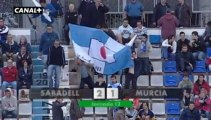 Liga Adelante  Sabadell 2  Murcia 1