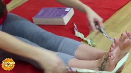 Yoga for Beginners: Forward Fold Pose
