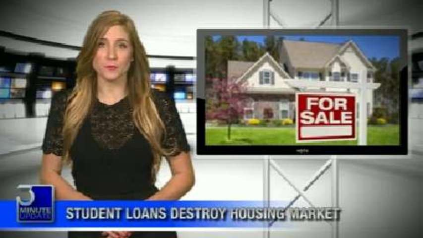 Student Loans Destroy Housing Market.