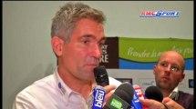 Voile / Transat Jacques Vabre / Les réactions après l'annonce du report / 03-11
