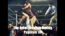 The Art of Western Boxing  Pugilism 101 by Mikazuki Publishing House