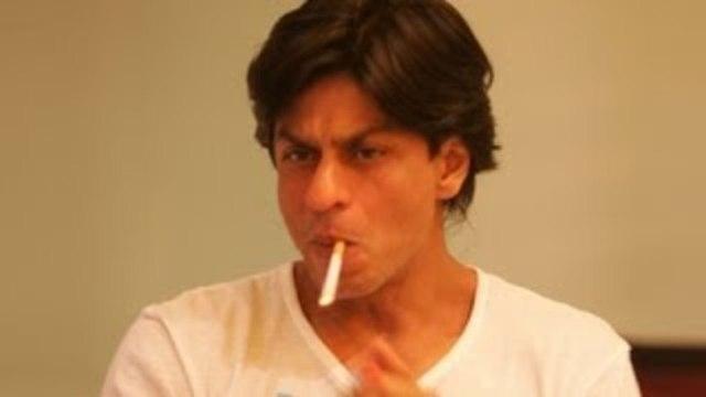 Smoking Suits Me Says Shahrukh Khan