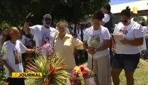 Un roulage blanc en mémoire des 3 enfants disparus sur la route