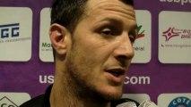 Rugby ProD2 - Benat Arrayet après USB - Mont-de-Marsan