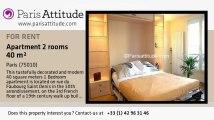1 Bedroom Apartment for rent - Gare de l'Est/Gare du Nord, Paris - Ref. 4204