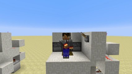 Minecraft: How to make an Automatic Farm, a Redstone Tutorial