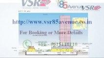 Buy Fully Loaded Flats @ VSR 85 Avenue Gurgaon