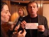 """Pierre Lemaitre: """"d'ores et déjà ma vie a changé"""" avec le prix Goncourt - 04/11"""