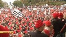 Crise Bretagne : une réunion prévue mercredi