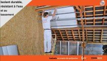 L'isolation à base de fibres de polyester recyclées by PEG