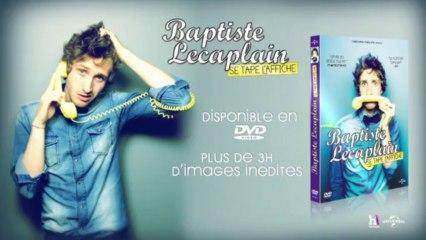 BAPTISTE LECAPLAIN clique sur Amazon
