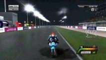 Moto Gp 13 Gp de Losail Realista y Físicas Pro. Moto 3 Alex Rins