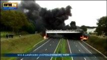 Zapping de l'actu - 04/11 - Marine Le Pen sur les journalistes tués, une préfecture attaquée, éclipse totale en Afrique
