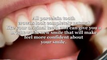 Tooth Crowns, Inlays, and Onlays | TheDCDentist.com