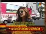 Pronto.com.ar Calu Rivero confirmo su separación con Chino Darín