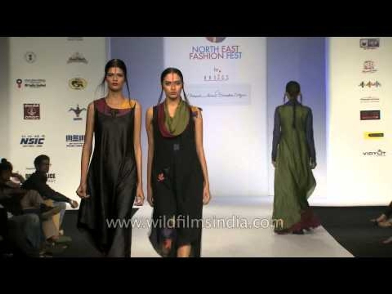 Textile fashion: Designer's heaven at Fashion Festival