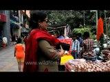 Shopping for Diwali: South Delhi Diwali Celebrations
