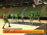 Basket: ASVEL - Paris Levallois (l'avant-match)