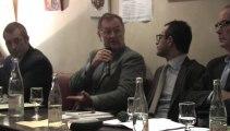 Débat Courbevoie 3.0 – SPORT avec Philippe Tournon et Arash Derambarsh