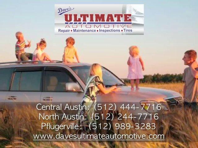 Automotive Repair Austin TX