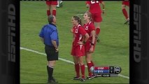 Check out this highlight reel of some dirty play from this woman, she can certainly dish it out. Send us in your fav videos of woman getting stuck into it.