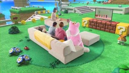 Spot TV jouez ensemble de Super Mario 3D World