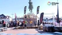 ROLLER - LUGDUNUM CONTEST - Le Roller, sport de haut niveau spectaculaire