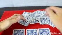 Tour de magie: Tour de cartes facile