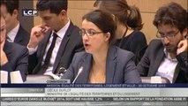TRAVAUX ASSEMBLEE 14EME LEGISLATURE : Audition de Cécile Duflot sur les crédits de la mission « Égalité des territoires, logement et ville ».