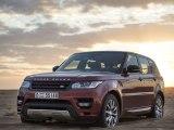Range Rover Sport : le plus rapide du désert
