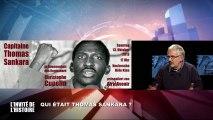 L'invité de l'histoire du  041113 Thème :   Qui était Thomas Sankara? (Président du conseil  révolutionnaire du Burkina Faso 1984-1987)   Invité :   Bruno Jaffré, biographe de Thomas Sankara