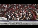 Laurent Fabius à l'Assemblée nationale - Journalistes assassinés au Mali (05/11/2013)