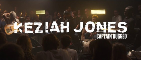 Keziah Jones - Memory (Live @ Nova Session)