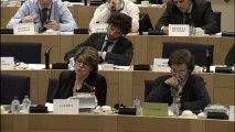 Agnès Le Brun- Présentation du rapport Le Brun en Commission agriculture du Parlement européen