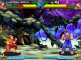 Marvel Super Heroes Vs. Street Fighter Matches 38-46