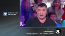 "Zapping TV : Jean-Marie Bigard ""regrette vraiment"" d'avoir soutenu Nicolas Sarkozy"