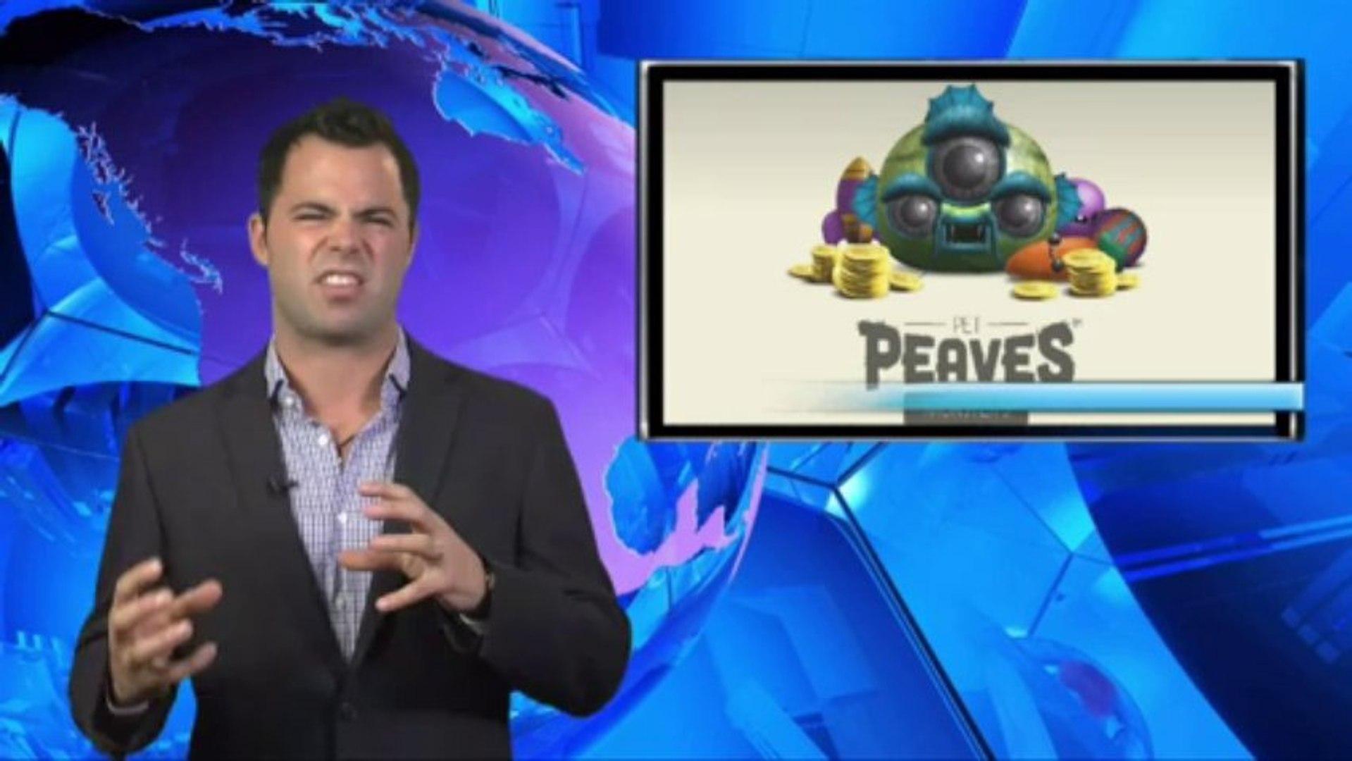 Pet Peaves - Raise Digital Pets