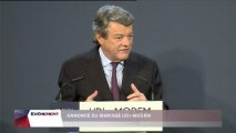 """Jean-Louis Borloo sur l'union UDI-MoDem : """"nous avons décidé de nous rassembler"""""""