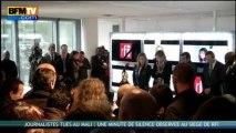 Zapping de l'actu - 05/11 - Les corps des journalistes rapatriés, le nouveau Call of Duty, la SmartWatch 2 de Sony