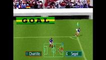 International Superstar Soccer Pro - HD Remastered Showroom - PSone