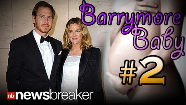 BARRYMORE BABY #2: 38 Year Old Actress Drew Barrymore Confirms Pregnant Again