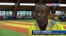 Athlé / Teddy Tamgho espère un troisième titre de champion du monde en salle - 05/11