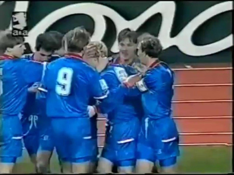 CSKA v. Olympique Marsylia 03.03 1993 Champions League 1992/1993