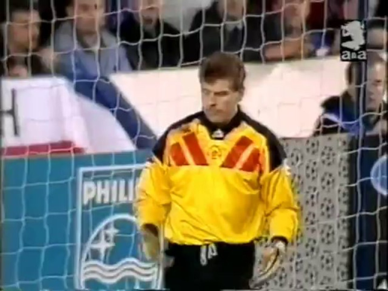 Glasgow Rangers v. CSKA 24.04 1993 Champions League 1992/1993
